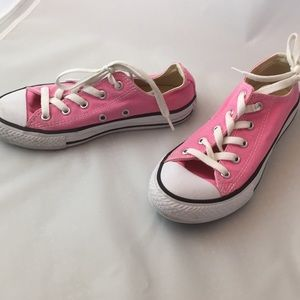 Converse All Star Pink Girls 1